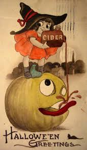 Vintage Halloween Printables by 426 Best Halloween Vintage Art And Postcards Images On Pinterest