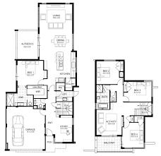 double storey 4 bedroom house designs perth apg homes sentosa
