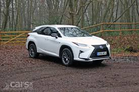 lexus uk rx lexus rx 450h f sport review 2017 cars uk