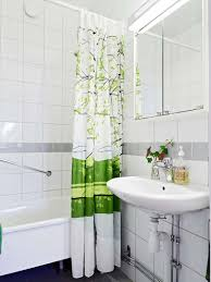 bathroom simple and neat small apartment bathroom decoration