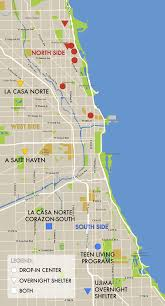 Boystown Chicago Map by A Hole In The World U2013 South Side Weekly
