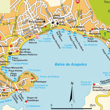 Map Of Juarez Mexico by Map Acapulco Mexico Maps And Directions At Map