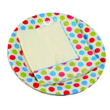plates napkins paper customized and