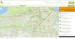 Street Map San Francisco by Sf Street Tree Species By The Numbers Urban Forest Map