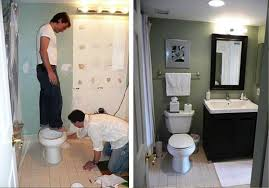 Small Bathroom Makeovers by Inspiring Ideas For A Bathroom Makeover With 5 Budget Friendly