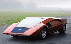 lancia stratos concept by bertone a car enthusiast u0027s dream