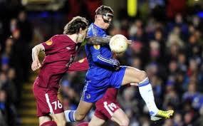 Pertandingan Chelsea vs Rubin Kazan