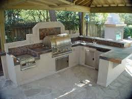 Garden Kitchen Ideas Foxy Outdoor Kitchen Designs And Beautiful Garden U2013 Radioritas Com