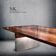 Dining Room Tables Seattle Custom Wood Furniture Reclaimed Table Art Seattle U2014 Nk