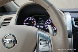 nissan altima jerks while driving 2013 nissan altima 3 5 sl interior paddle shifters picture