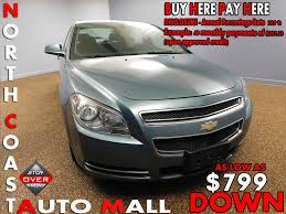 2009 used chevrolet malibu 4dr sedan lt w 1lt at north coast auto