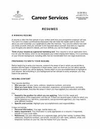 Sample Of A Resume Great Example An Example Of A Good Resume Of Good Resume Examples