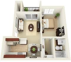 3d Floor Plans by Floor Plans Christiwood Apartments