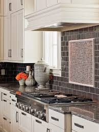 Ceramic Kitchen Backsplash Color Schemes For Kitchen Subway Tiles Backsplash Outofhome
