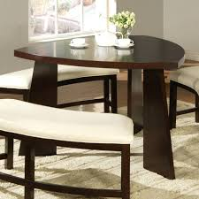triangle dining set with benches ammatouch63 com triangular dining table with bench triangle set benches
