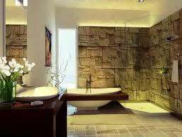 creative modern and sharp natural bathroom design ideas home