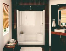 s 60 alcove shower aker by maax