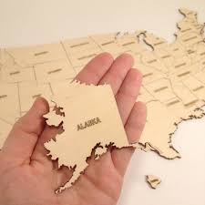 State Map United States by Laser Cut Usa Map United States Map Laser Cut Wood Laser Cut