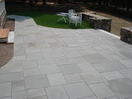 How To Seal A Paver Patio by Like The Neatness And Shapes Of The Stone Slabs Pavers Rectangle