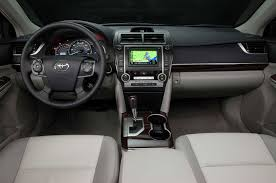 2014 toyota camry reviews and rating motor trend