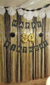 Background Decoration For Birthday Party At Home Best 25 50th Birthday Decorations Ideas On Pinterest 50th