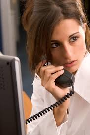 Medical Receptionist and Telephone Etiquette Have good phone manners