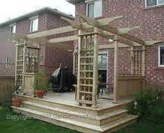Deck Pergola Ideas by Pergola Designs For Deck Deck Etc 2016 I Pinterest More