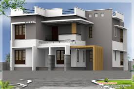 contemporary house designs sqfeet 4 bedroom villa design kerala