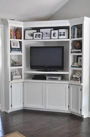 Corner Living Room Cabinet by Corner Built Ins Bungalow Blue Interiors Home Corner Built