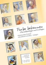 Die Malerin Maria Emmerling und die Autodidaktin Iris Schmidt ...