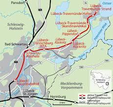 Lübeck–Lübeck-Travemünde Strand railway
