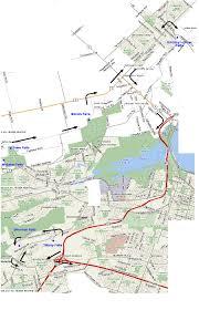 Hamilton Canada Map Hamilton Waterfalls