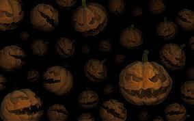 halloween pixel backgrounds spooky wallpapers group 81
