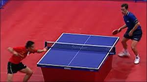 Masa Tenisinde Terimler