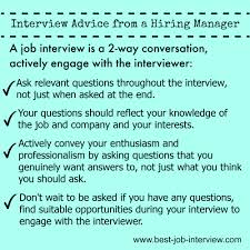 Resume That Gets The Job by Interview Advice Engage The Interviewer Job Search Job