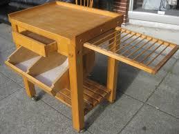 uhuru furniture u0026 collectibles sold rolling le gourmand butcher
