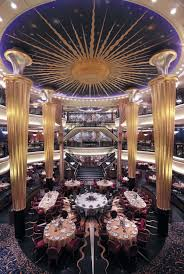 design beauty main dining room on royal caribbean u0027s explorer of