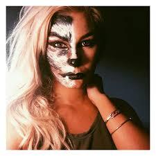 Wolf Halloween Costume 20 Face Makeup Ideas Face Halloween
