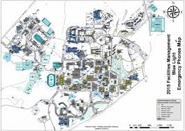 Image Mapping Printable Campus Maps Facilities Management Unc Charlotte