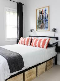 one room challenge modern boy bedroom reveal w collective interiors