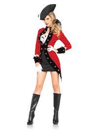 leg avenue 85386 rebel red coat costume ebay