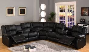 leather sectional sofa recliner sectional sofas with recliners gallery of simmons blackjack brown