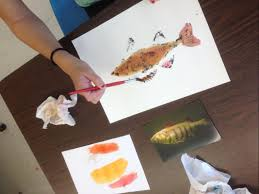 Which artists use fish in their work    dradgeeport    web fc  com FC