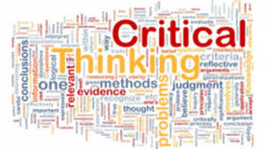 WHAT IS CRITICAL THINKING  Critical and Creative Thinking