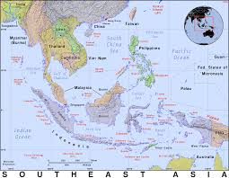 Southeast Map Southeast Asia Public Domain Maps By Pat The Free Open Source