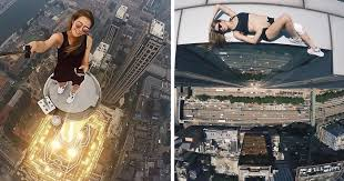 This Russian Girl Takes The Riskiest Selfies Ever  Don     t Try This