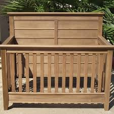 Convertible Crib Changer Combo by Furniture Rustic Nursery Furniture Cribs With Changing Table