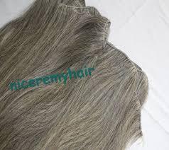 Grey Human Hair Extensions by Grey Human Hair Weave Uk Hair Weave