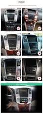 lexus rx 350 bluetooth audio all in one 2003 2010 lexus rx 300 330 350 400h car stereo radio