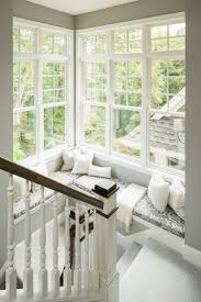 25 best window seats ideas on pinterest bay windows window window seat landing interior design martha o hara interiors interior design